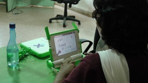 The letters activity can be enjoyed by all age groups.